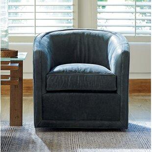 Los Altos Swivel Barrel Chair