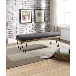 Locher Upholstered Bench