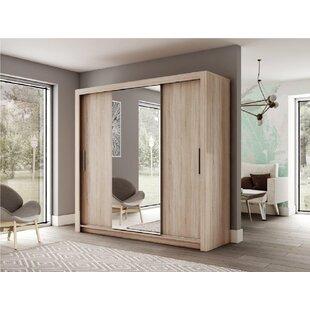 Neilson 2 Door Sliding Wardrobe By Brayden Studio