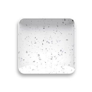 Terrazzo 14cm Melamine Side Plate (Set Of 4) By Tar Hong