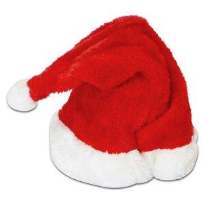 236d5e1e879 Plush Santa Hat