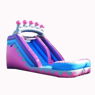 Princess Inflatable Slide By JumpOrange
