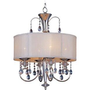 House of Hampton Schurman 4-Light Pendant