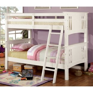 Price comparison Glenn Twin Bunk Bed by Viv + Rae Reviews (2019) & Buyer's Guide