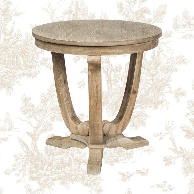 Adagio Pedestal End Table