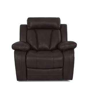 Compare Heppner Manual Glider Recliner by Red Barrel Studio Reviews (2019) & Buyer's Guide