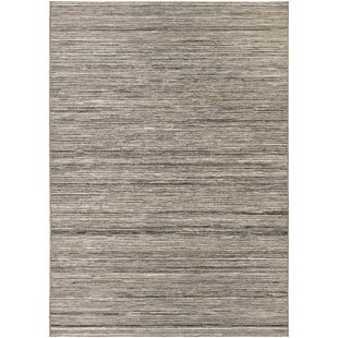 Wynnewood Light Brown/Silver Indoor/Outdoor Area Rug