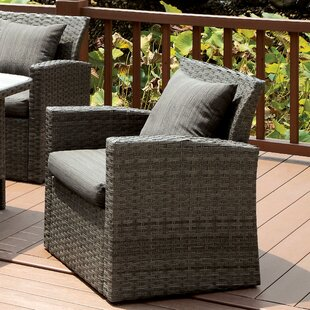 Camille Patio Chair with Cushion