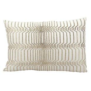 Mineo Beading Lumbar Pillow
