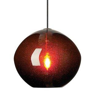 Centeno 1-Light Monopoint Mini Pendant by Fleur De Lis Living