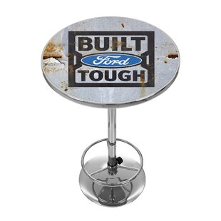 Trademark Global Built Ford Tough Pub Table