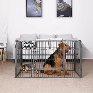 Bampt Puppy Play Whelping Pen Yard Kennel by Archie & Oscar