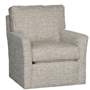 Darby Home Co Cueva Swivel Club Chair