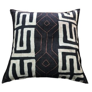 Breton 100% Cotton Floor Pillow by World Menagerie Today Sale Only