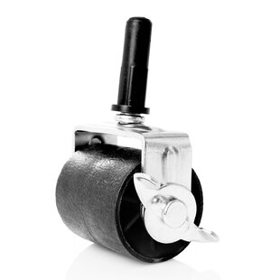 Symple Stuff Pewitt Extra Wide Bed Frame Replacement Caster Wheels