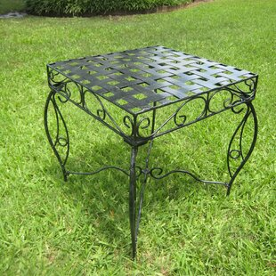 Abbottsmoor Iron Patio Side Table