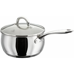 Classic Saucepan with Lid by Judge