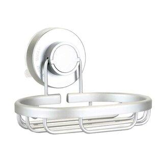 Callicoat Twist N Lock Suction Cup Bathroom Soap Dish ByRebrilliant