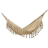 Millan Cotton Double Tree Hammock