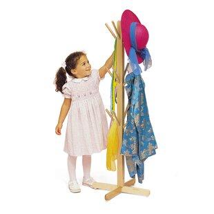 Dress-Up Coat Rack  sc 1 st  Wayfair & Kids Dress Up Clothes Storage | Wayfair