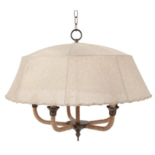 Price comparison Shaded Chandelier By A&B Home