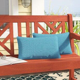 Grendon Outdoor Lumbar Pillow (Set of 2)
