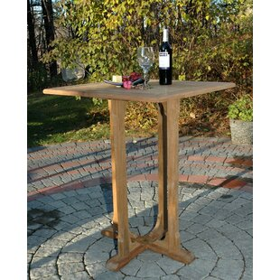 Marengo Teak Bar Table