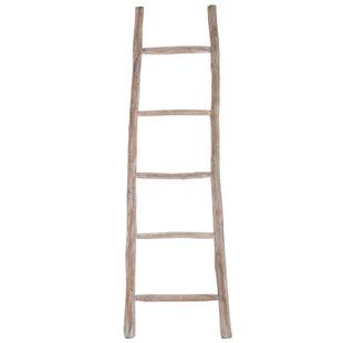 Wooden Ladder Shelving Wayfaircouk