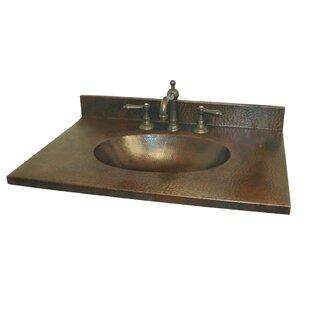 Compare prices Sedona 25 Single Bathroom Vanity Top ByNative Trails, Inc.
