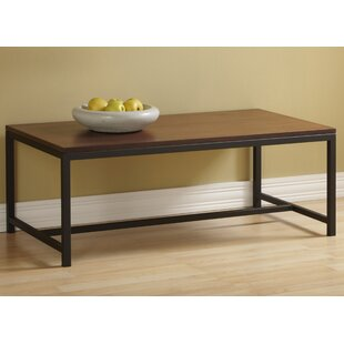 Iris Coffee Table Mercury Row