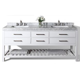 Jauss 72 Double Bath Vanity Set by Mercer41