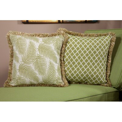 Spady Large Indoor/Outdoor Throw Pillow by Bay Isle Home Reviews