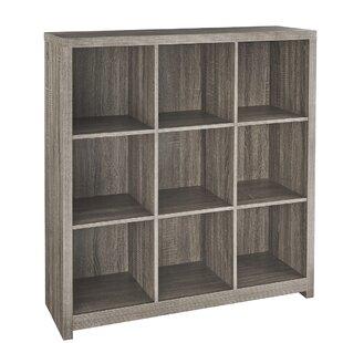 Decorative Storage Cube Unit Bookcase ByClosetMaid