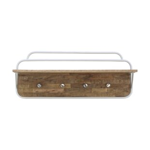 Queensbury Wall Mounted Coat Rack By Williston Forge