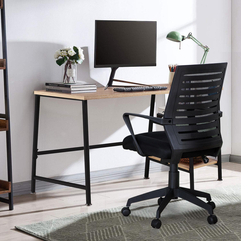 Latitude Run Turker Reversible Desk And Chair Set Reviews