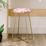 Hello Sayang Love Triangles 25 Bar Stool by East Urban Home
