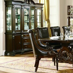 Darby Home Co Highland China Cabinet