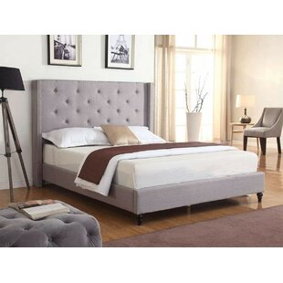 Boswell Upholstered Platform Bed by Mercer41