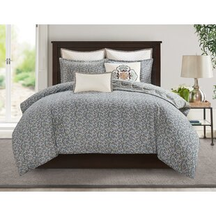 Paisley Shawl Reversible Comforter Set