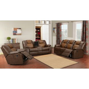 Ullman 3 Piece Living Room Set..