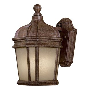 Best Price Harrison 1-Light Outdoor Wall Lantern By Minka Lavery