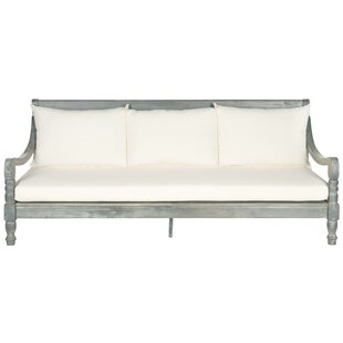 Cheval Teak Patio Daybed by Beachcrest Home