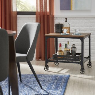 Alpert Bar Cart by Williston Forge