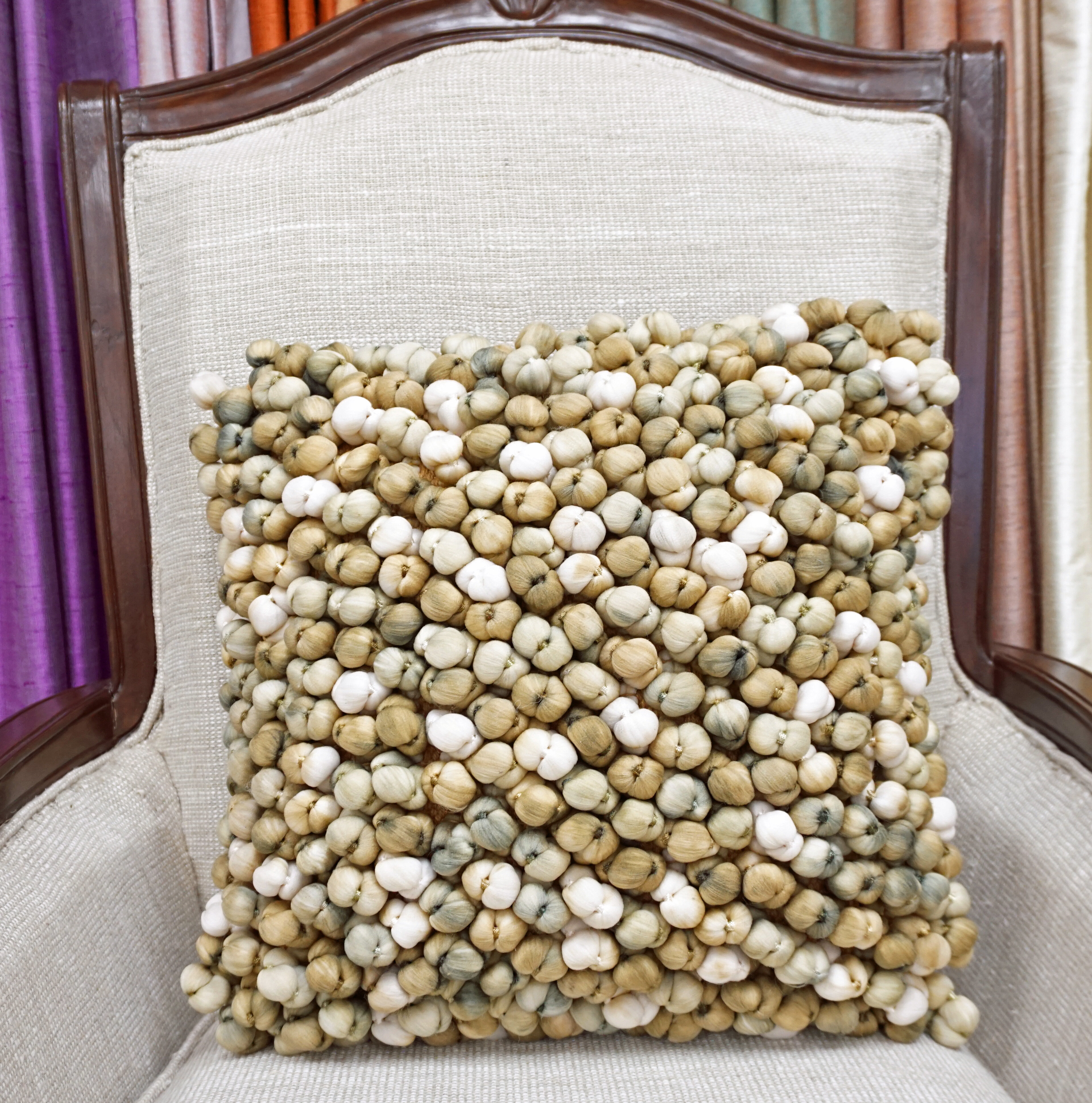 Millwood Pines Marisol Throw Pillow Wayfair
