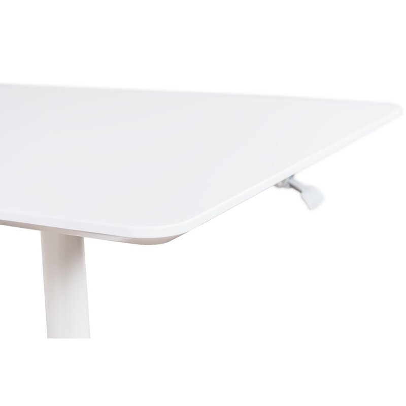 Square Adjustable Height Cafe Table