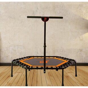 Jump Power Ultra-Bungee 4' Hexagon Fitness Trampoline
