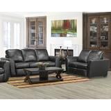 Lidiya Leather 2 Piece Living Room Set by Red Barrel Studio