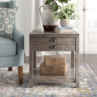 Read Reviews Stowe End Table by Birch Lane™ Heritage