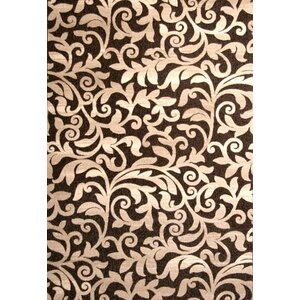 Estella Chocolate/Ivory Area Rug