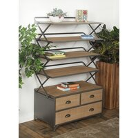 Deals on WFX Utility Contemporary Storage Shelving Unit